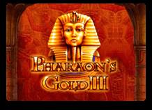 Золото Фараона III игровой автомат