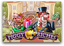 Однорукий бандит Piggy Riches