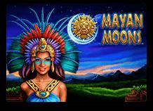 Игровой автомат Mayan Moons