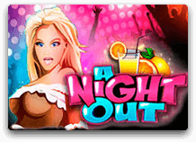 Игровой слот A Night Out в казино