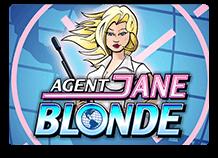 Agent Jane Blonde – игровой аппарат в онлайн казино