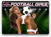 Игровой автомат Benchwarmer Football Girls в казино Вулкан