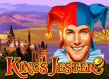 Играйте на реальные деньги в аппарат King's Jester (Королевский Шут)