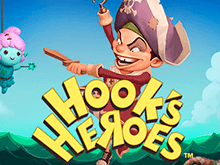 Hook's Heroes – игровой автомат в онлайн-казино