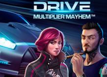 Drive: Multiplier Mayhem от NetEnt: игровой автомат онлайн