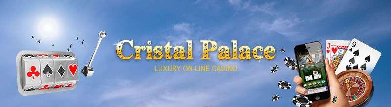 Кристал пэлас казино - Получи бонус за регистрацию!